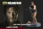The Walking Dead Collector's Models Collection #02 Daryl Dixon Eaglemoss